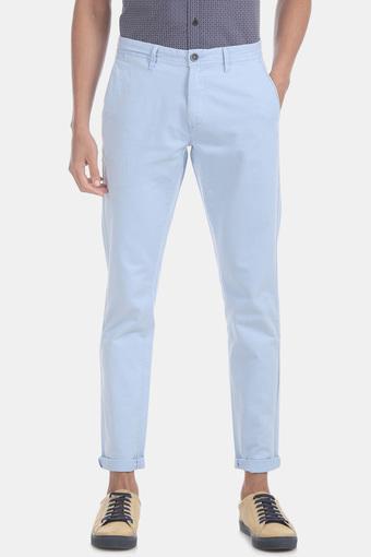 U.S. POLO ASSN. -  Sky BlueCasual Trousers - Main