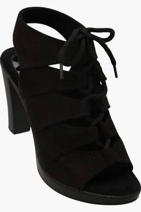 X CATWALK Womens Party Wear Lace Up ...