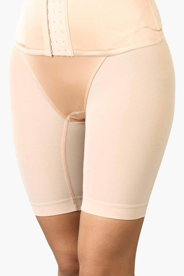 Womens Mid Waist Shapewear Shorts
