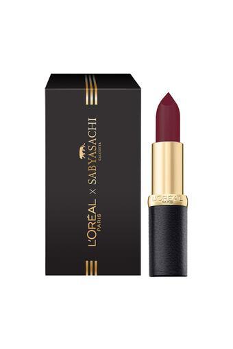 LOREAL -  240 Deep Red ( Red )Lips - Main