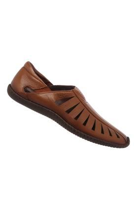 LEE COOPER - TanSandals & Floaters - 1