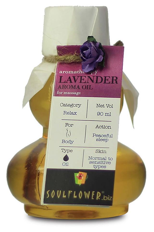 SOULFLOWER - Essential Oils - Main