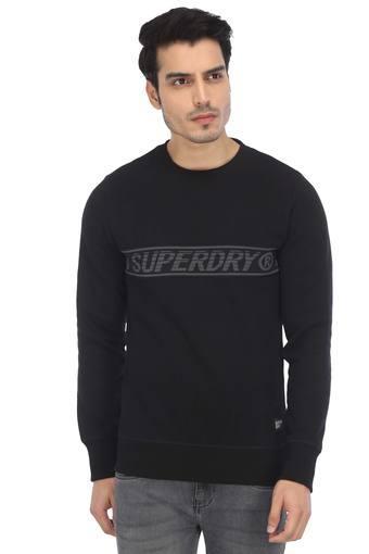 SUPERDRY -  BlackWinterwear - Main