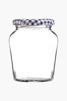 KILNER Kitchen Round Jar Set Of 2 - 260 Ml
