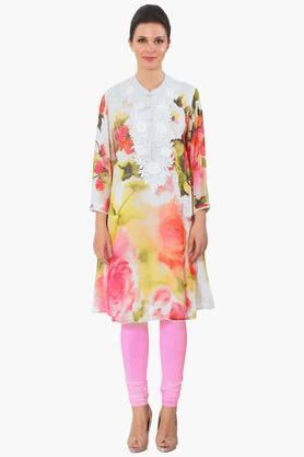 RITU KUMARWomens Printed Churidar Suit - 201972113