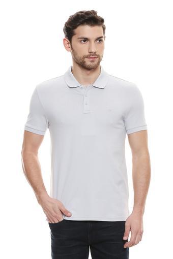 CALVIN KLEIN JEANS -  GreyT-shirts - Main