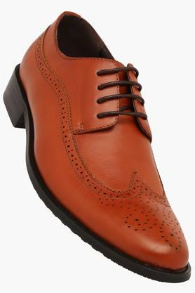 Tresmode Formal Shirts (Men's) - Mens Leather Lace Up Smart Formal Shoes