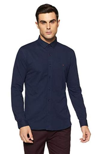 LOUIS PHILIPPE SPORTS -  Dark Blue Shirts - Main