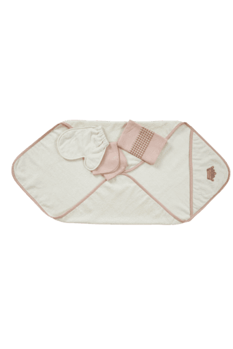 Crown Embroidery Boys Girls Bed In a Bag