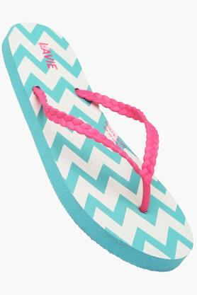 LAVIE Womens Slip On Flip Flop