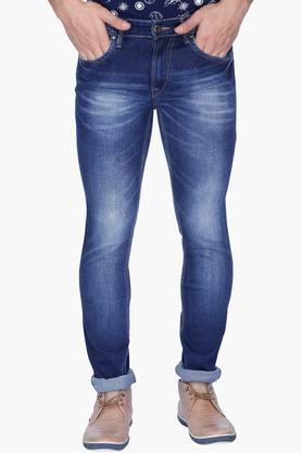 RS BY ROCKY STAR Mens Stonewashed Jeans