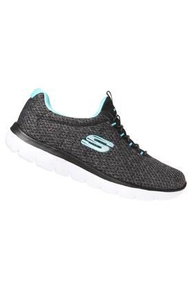 SKECHERS - BlackSports Shoes & Sneakers - 1