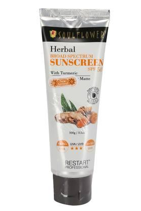 SOULFLOWER - Sun care - Main