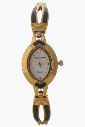 NUCLEUSAnalog Watch For Formal & Casual Wear For Women NTLGWCBK