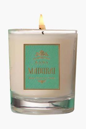 KAMA AYURVEDAMadurai Mogra Soya Wax Candle - 165 Gms