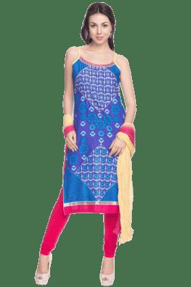 HAUTE CURRYWomen A-Line Churidar Suit