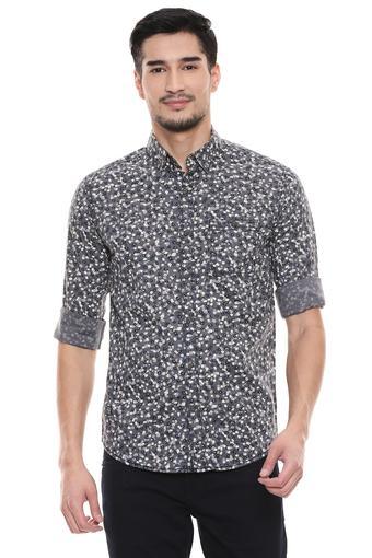 MUFTI -  GreyCasual Shirts - Main