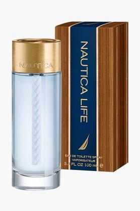 Nautica Personal Care & Beauty - Mens Life Eau De Toilette - 100 ml