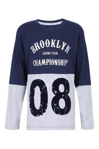 612 LEAGUE -  Navy Topwear - Main