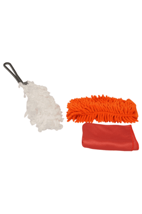 Microfibre Kitchen Cleaning - Set Of 3