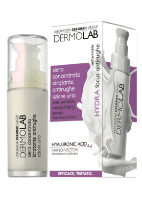 DEBORAH MILANO ANTI-WRINKLE MOISTURISING SERUM INTENSIVE ACTION
