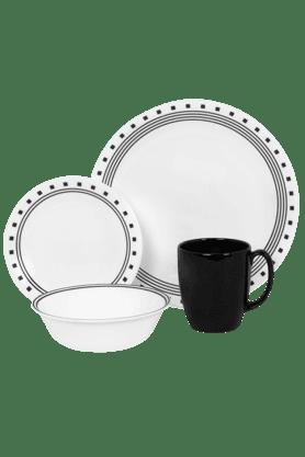 CORELLECity Block - Dinner Set (Set Of 16)