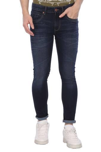 NUMERO UNO -  Black MixJeans - Main