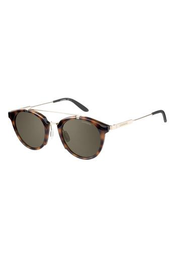 Mens Brow Bar UV Protected Sunglasses - CAR126SSCT