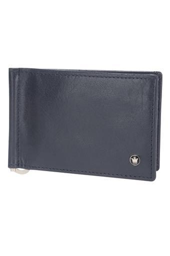 LOUIS PHILIPPE -  Navy Wallets & Card Holders - Main