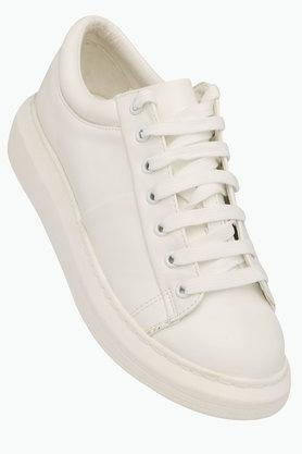 TRESMODEWomens Casual Lace Up Shoes