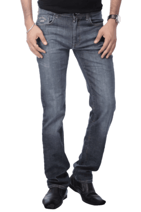 PEPE Mens 5 Pocket Slim Fit Stretch Jeans - 6805014