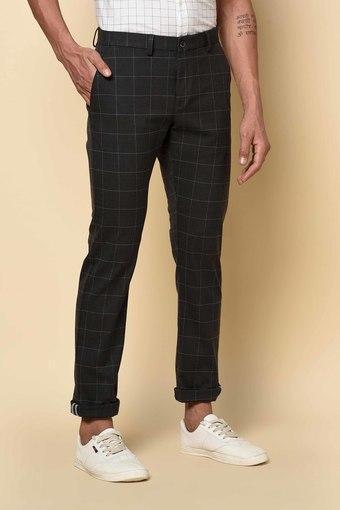BLACKBERRYS -  GreyCasual Trousers - Main