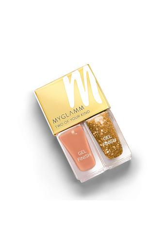 MYGLAMM -  Workaholic (almost There)Nail Polish - Main