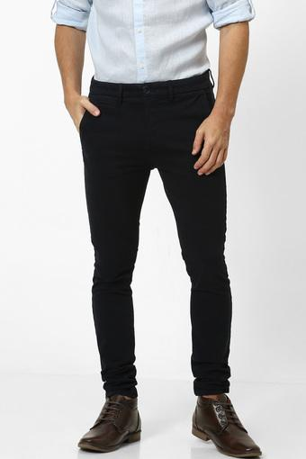 CELIO -  Black Cargos & Trousers - Main