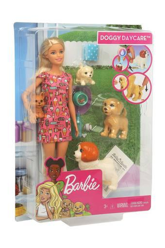 BARBIE -  Assorted Dolls - Main