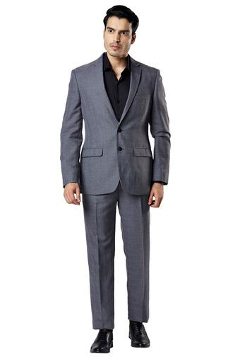 RAYMOND -  GreySuits & Blazers - Main