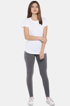 COTTONWORLD - Charcoal Leggings - 3