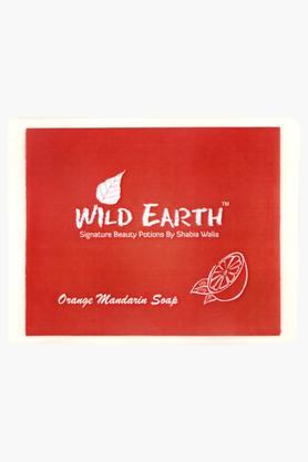 WILD EARTHExotic Orange Mandarin Soap