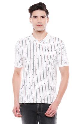 PARX - WhiteT-Shirts & Polos - Main