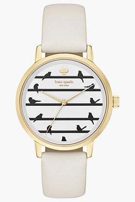 Womens Quartz Analogue Leather Watch -KSW1043