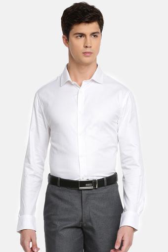 CELIO -  Off WhiteCasual Shirts - Main