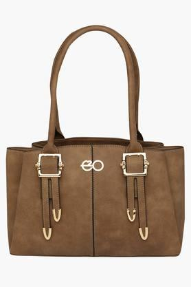 E2OWomens Zipper Closure Shoulder Bag - 201800547