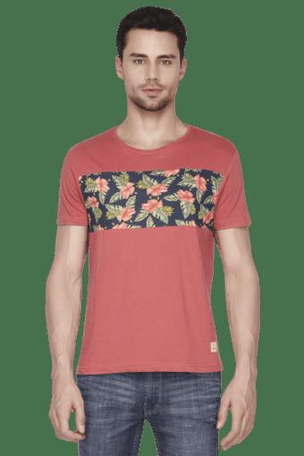BAY ISLAND -  RedT-shirts - Main