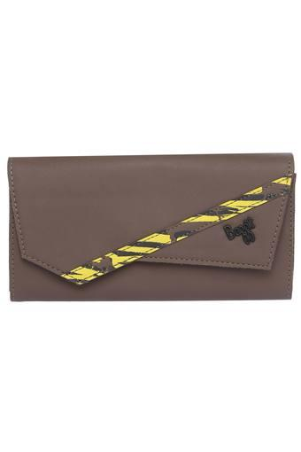 BAGGIT -  Brown Wallets & Clutches - Main