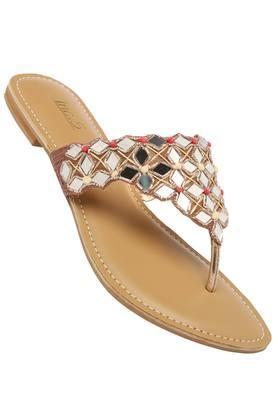 Womens Party Wear Slip On Flats