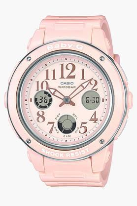 Casio Womens BGA-150EF-4BDR (B163) Baby-G Analog-Digital Watch