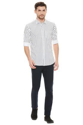 FRATINI - WhiteCasual Shirts - 3