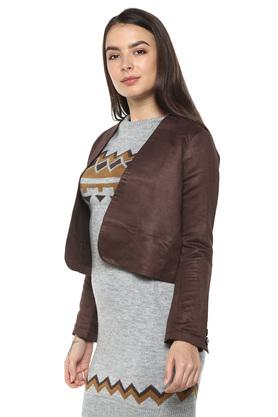 STOP - Brown Formal Jackets - 2