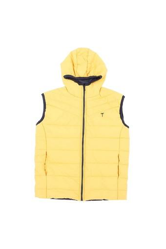 GINI & JONY -  Yellow Winterwear - Main