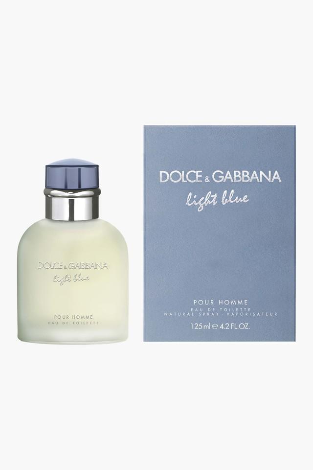 8d1560714f0a Buy DOLCE   GABBANA Mens Light Blue Pour Homme Eau De Toilette - 125ml